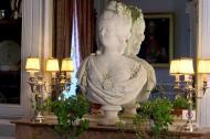 Reine Marie Antoinette au chateau de La Montchevalleraie